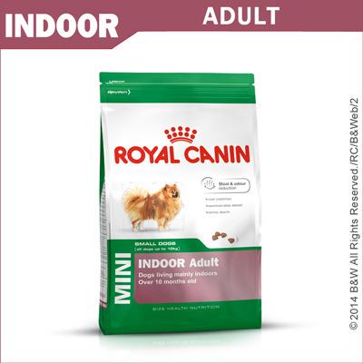 公司貨附發票 送市價$119潔牙骨 台中歡迎自取 法國皇家 PRIA21 室內小型成犬飼料 8KG