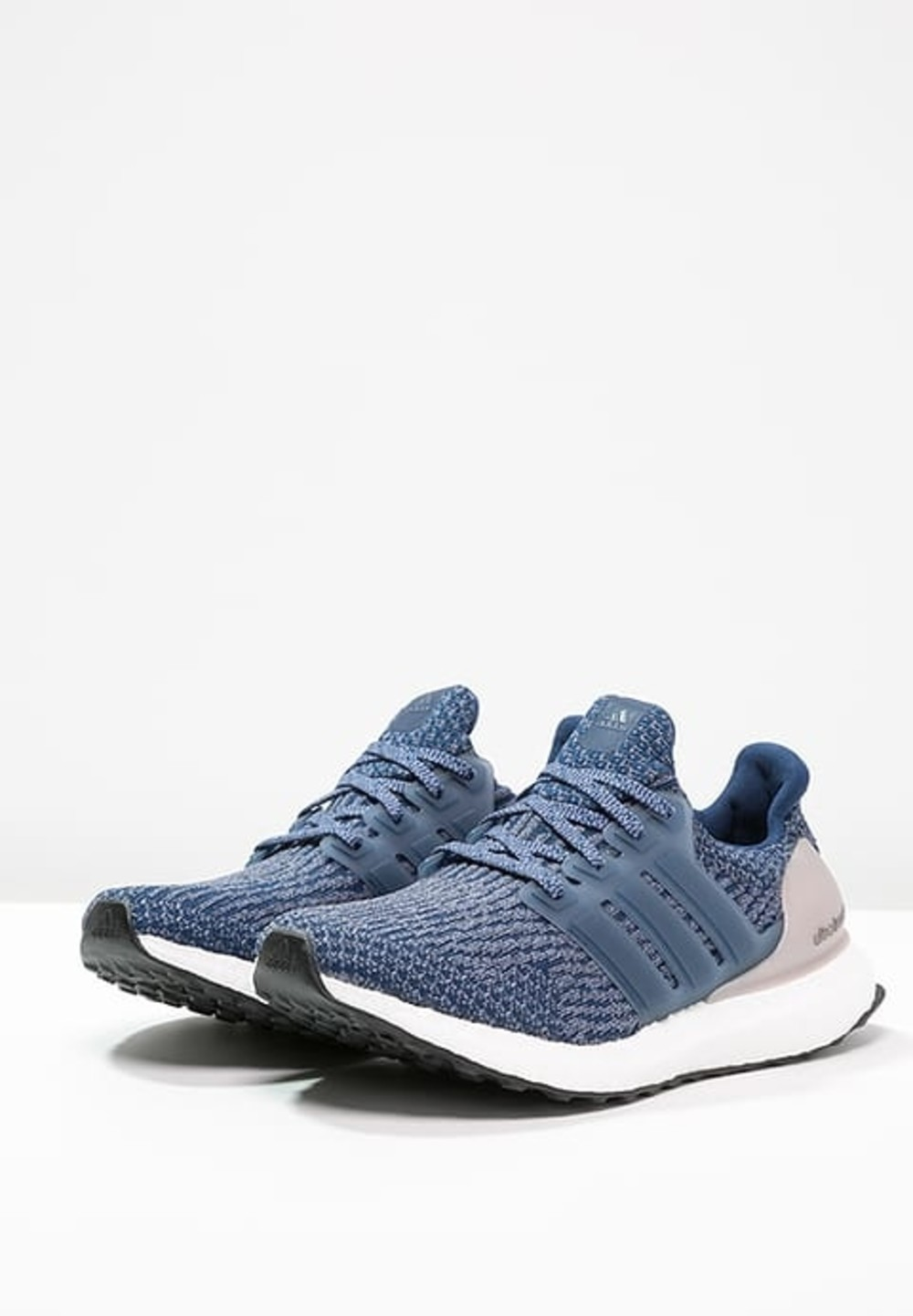 Another Look At The Adidas Ultra Boost 3.0 In Blue And Silver