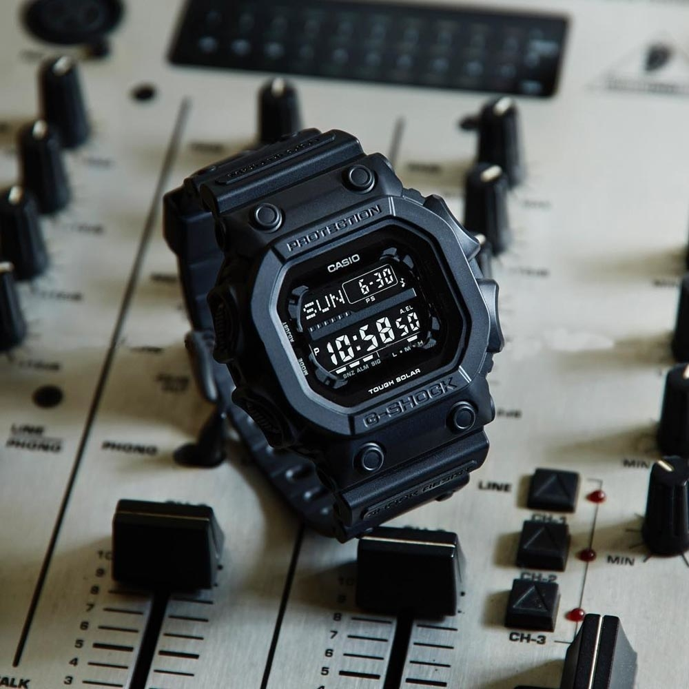 5219100086c7 Buy Casio G-Shock GX-56BB-1 King of G Black Men s Watch