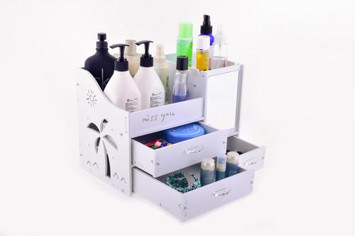 情人節送禮全攻略-親手做一個化妝品收納盒