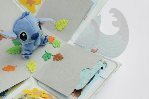 史迪奇玩偶禮物盒
