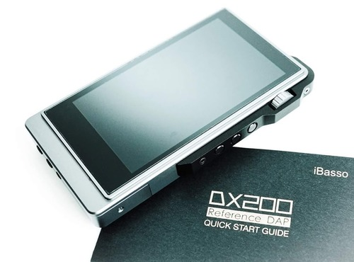 Ibasso Dx200 播放器 Dap 頂級解碼晶片 支援 硬解dsd Android Streaming