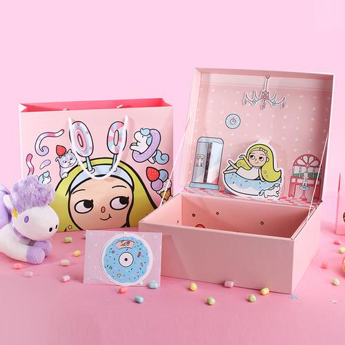 情人節送禮全攻略-送禮必備~立體禮物盒