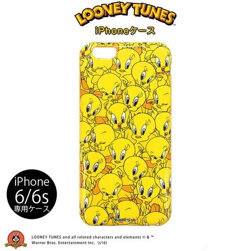LOONEY TUNES樂一通TWEETY崔弟滿版IPHONE手機殼(IPHONE 6/6S CASE)