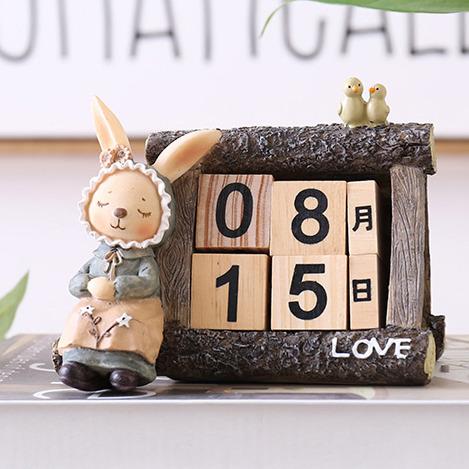 兔寶萬用年曆