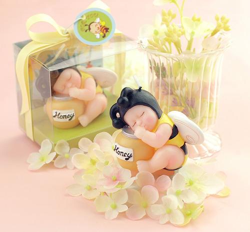 寶寶生日造型蠟燭
