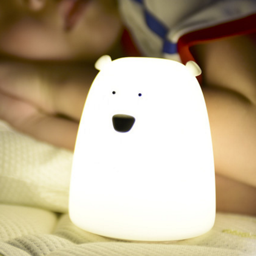 情人節送禮全攻略-守護熊熊夜燈
