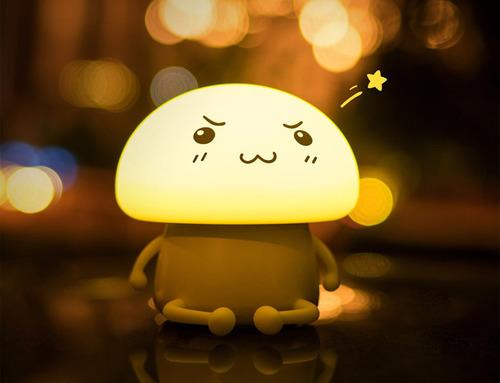 情人節送禮全攻略-表情包小夜燈