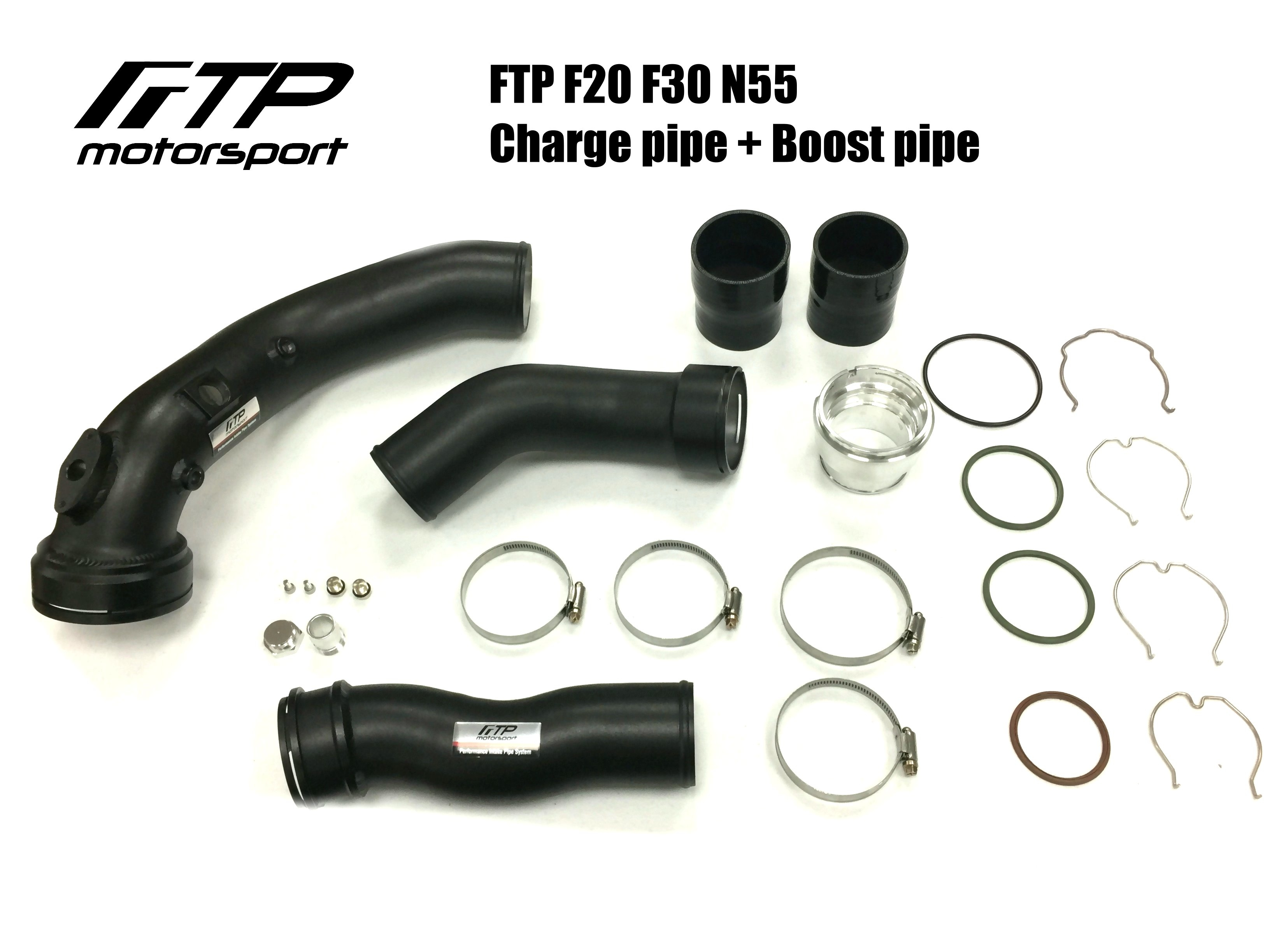 FTP F2X F3X N55 charge pipe Combination packages