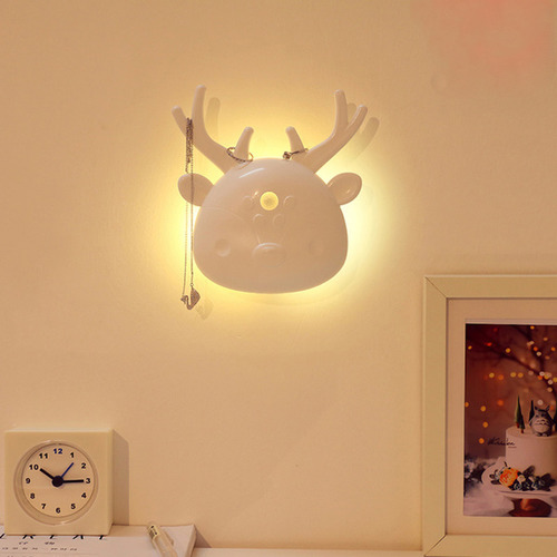 小象小鹿拍拍夜燈