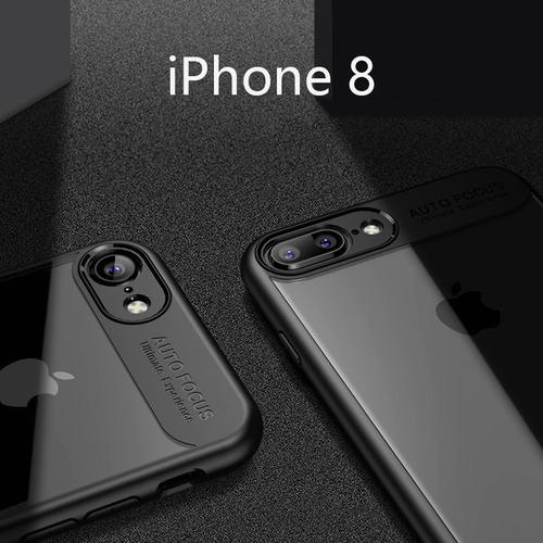 iPhone7/8,完美防摔TPU透明全包保護殼