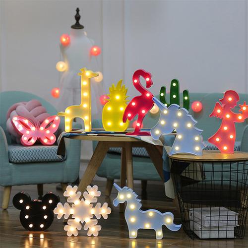 情人節送禮全攻略-多款造型夜燈