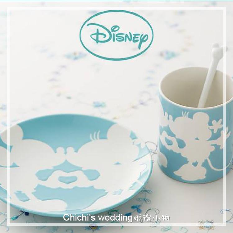 婚禮週邊-日本Ringbell迪士尼聯名杯盤組