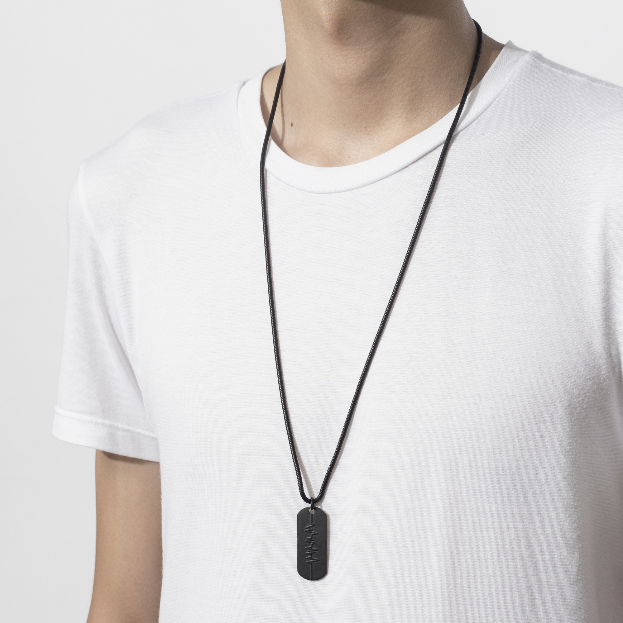 necklace ecg spacelabs product a leads snap