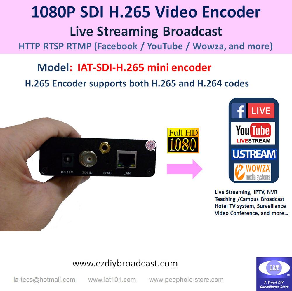 IAT-HDMI-H265 Mini Encoder