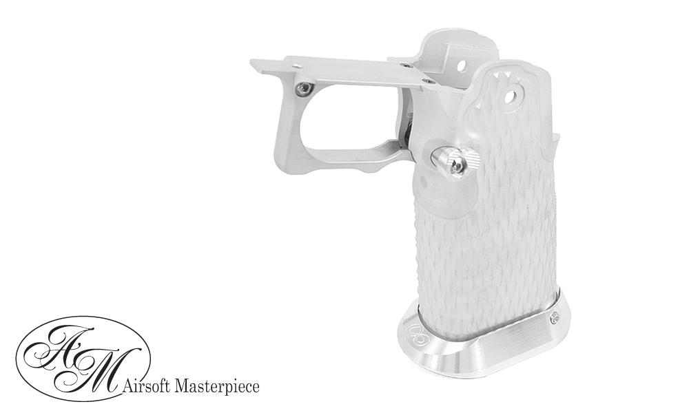 Airsoft Masterpiece Aluminum Grip for Hi-CAPA Type 9