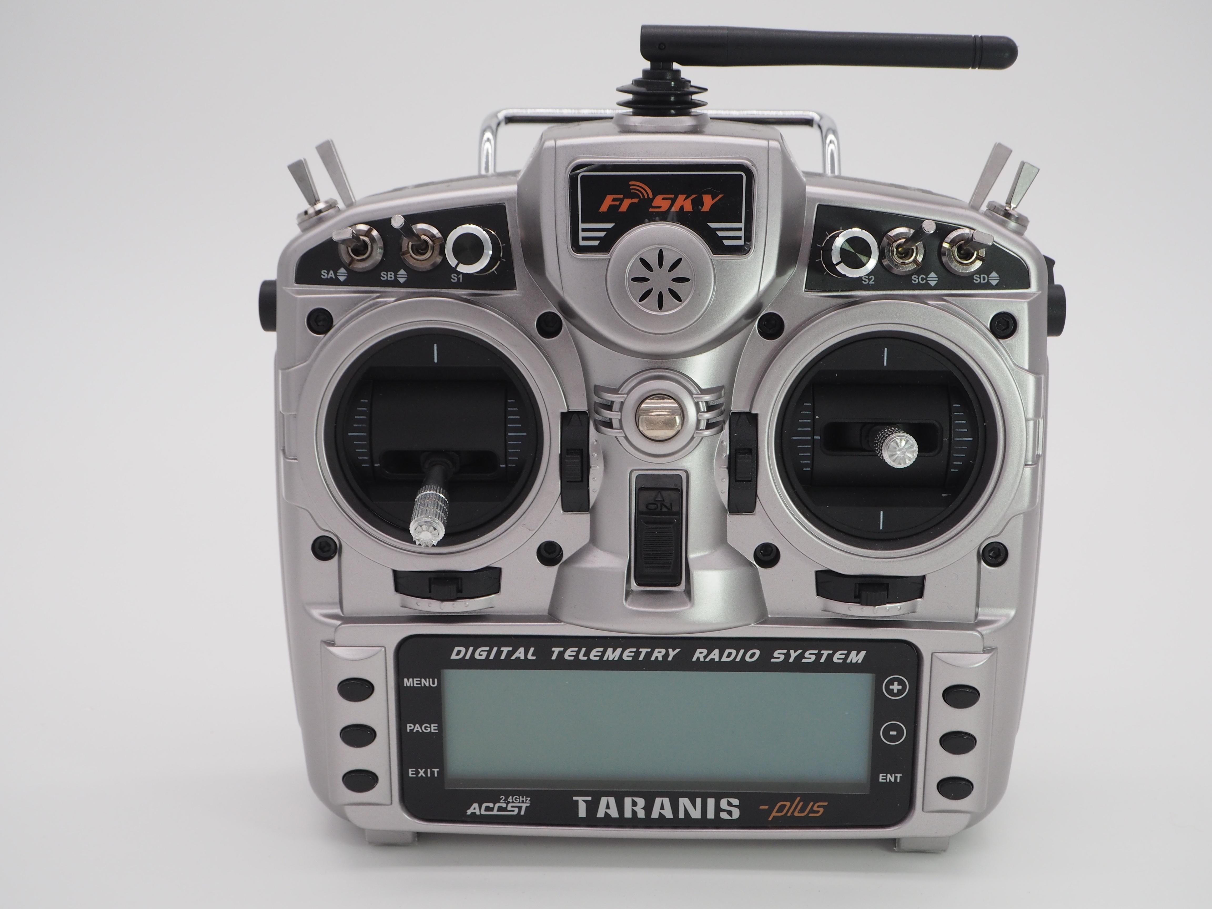 FrSky Taranis X9D Plus 2 4GHz ACCST Radio (Mode 2)