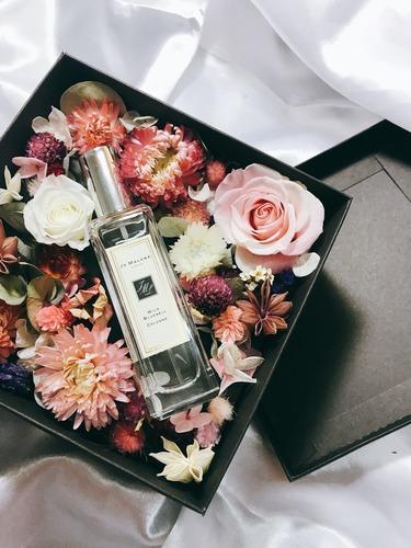 優雅日本不凋花盒,專屬客製妳的名|愛禮物