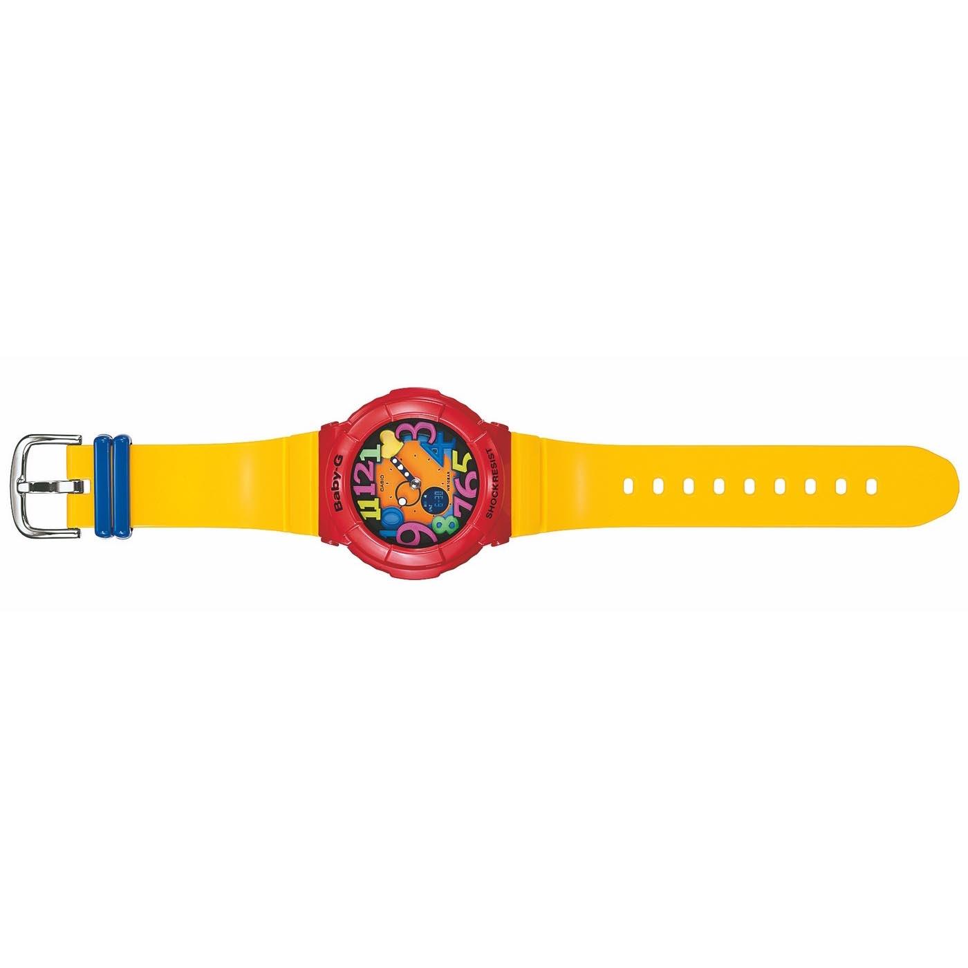 Buy Casio Baby G Bga 131 4b5 Yellow X Red Watch 150ef 4b Original