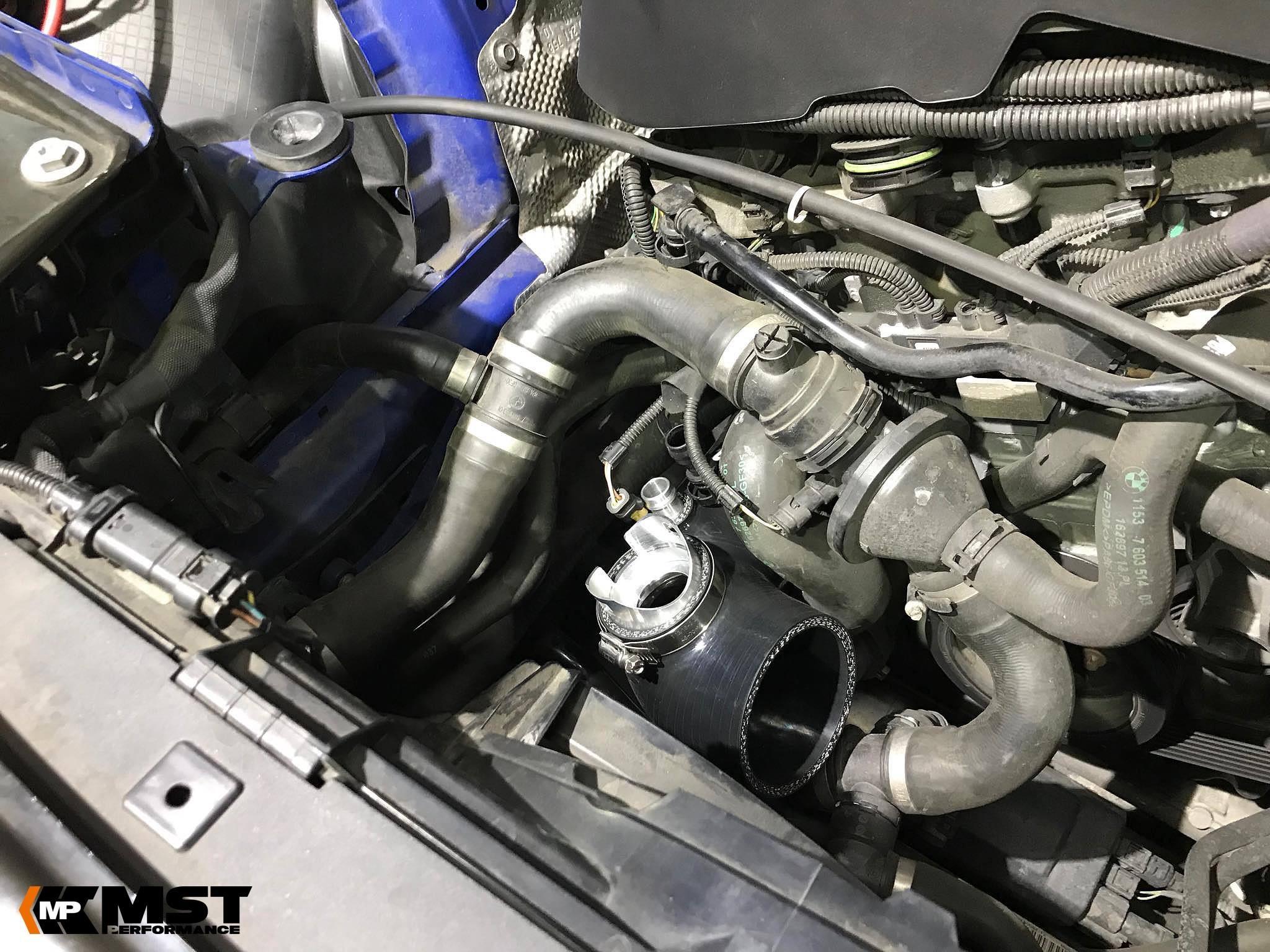 MST BMW N20/26 2 0T TURBO INLET PIPE (BM-N2002)