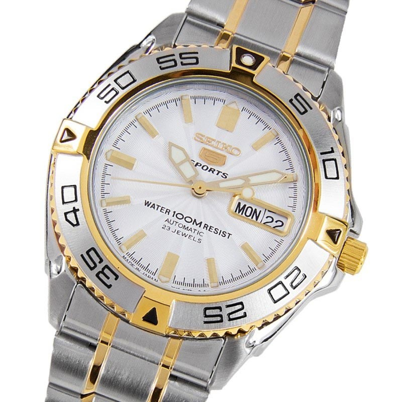 83ce61b25 Buy Seiko 5 Sports SNZB24J1 Automatic Men's Watch