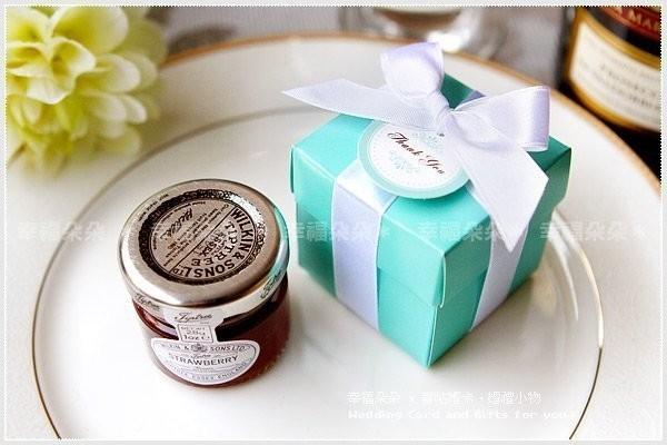 婚禮週邊-歐美Tiffany經典藍+英國進口Tiptree小果醬