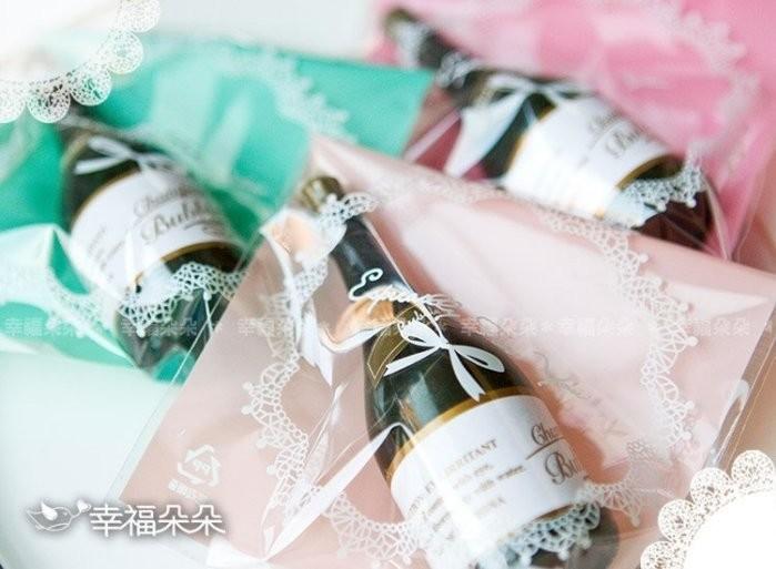 婚禮週邊-For you綠香檳泡泡水