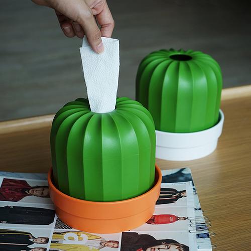 仙人掌 - 捲筒衛生紙盒