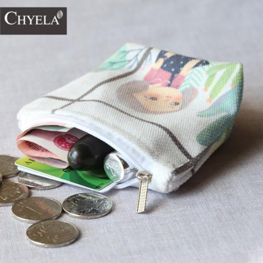 客製化|照片訂製零錢包收納包