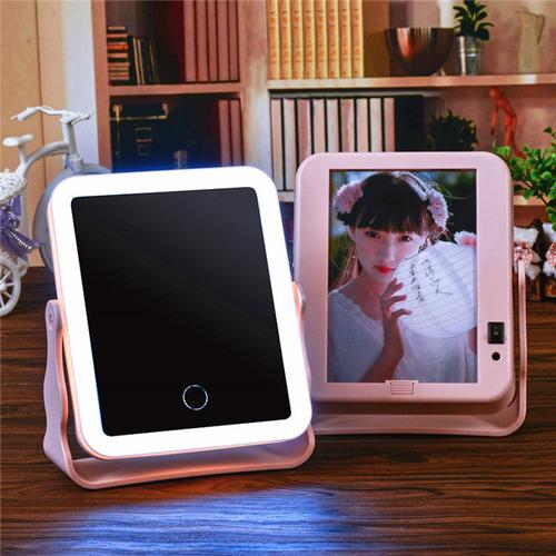 相片化妝鏡LED檯燈