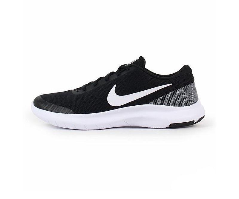 1053bec5f18 Nike Flex Experience RN 7 VII Black White Men Running S