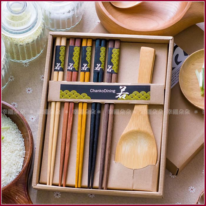 婚禮週邊-圓滿成家筷勺禮盒(新品上架-促銷中)