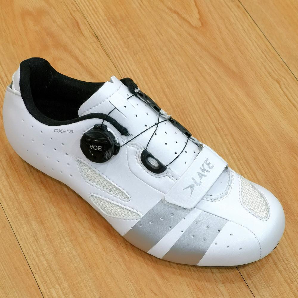 Lake CX 218 Wide Fit Road Shoes