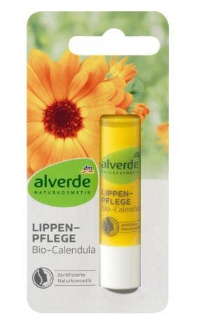 Alverde 有機金盞花潤唇膏(4.8克)