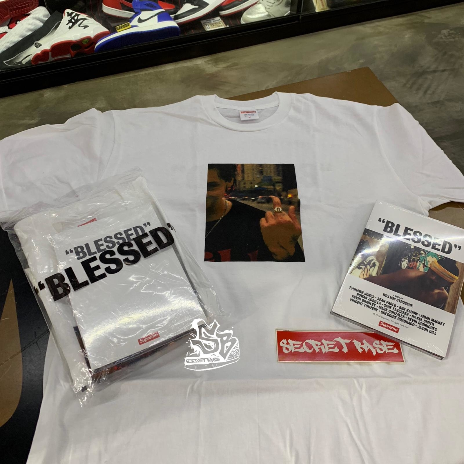 628fd4f9f186 SUPREME FW18 BLESSED TEE