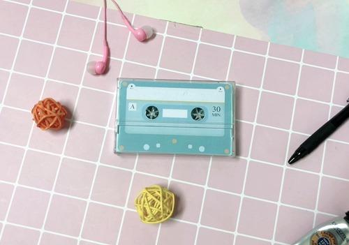 錄音帶留聲卡片