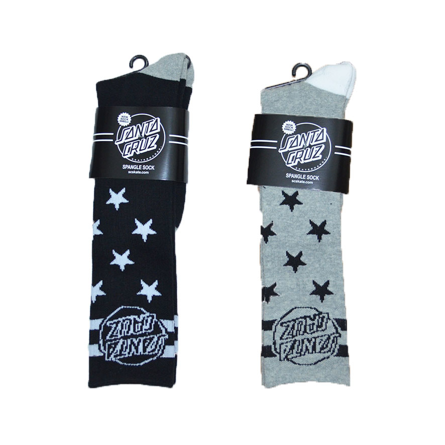 89fc4aa5fa0 Santa Cruz Spangle Tall Socks(Mens Free Size)