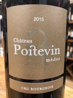 Chateau Poitevin ,寶圖亞莊園 Medoc,James Suckling,Wine Advocate