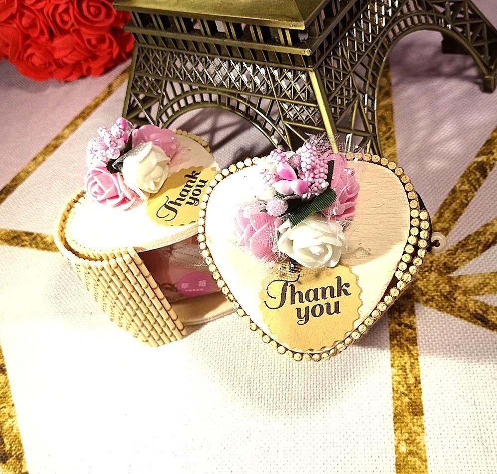 婚禮週邊-新品-森之竹盒喜糖32元小物盒-編號3207