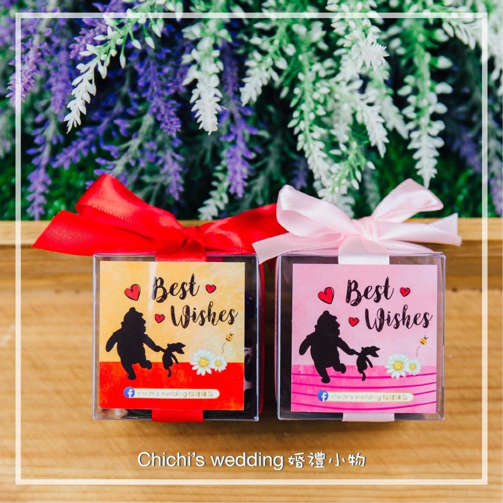 婚禮週邊-小熊維尼童話果醬
