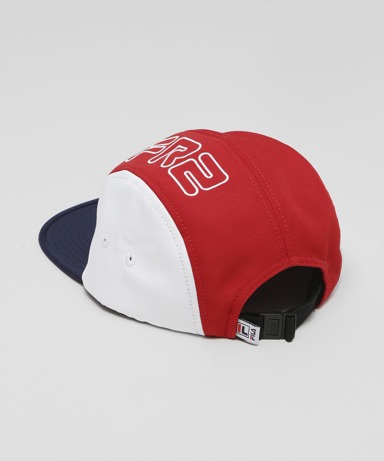 5416c0928a0ee  Pre-order FILA Collaboration with  FR2 Five Panel Cap
