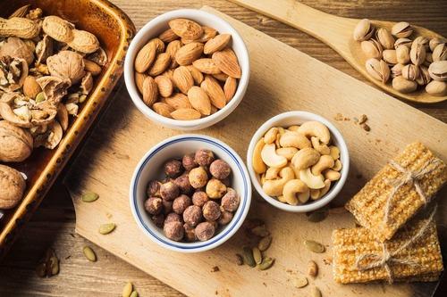 富含蛋白質營養的穀類、豆類