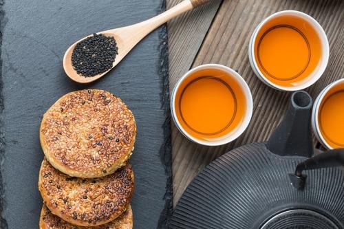 黑芝麻應用廣,在華人料理是不可或缺的食材