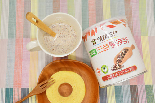 藜麥早餐這樣吃,快速營養又方便!3種藜麥一次滿足,午茶消夜都適合