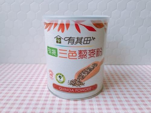 有其田3色天然有機藜麥粉