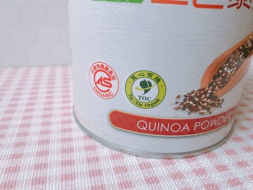 有其田3色天然有機藜麥粉的慈心有機認證
