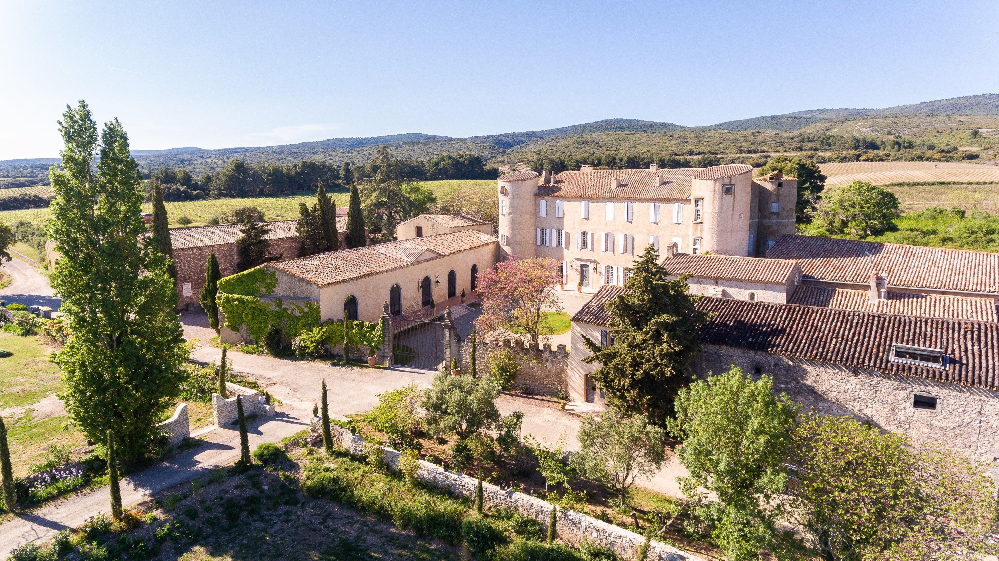 Chateau Villerambert Julien La Chapelle Blanc,AOC Languedoc 朗格多克-魯西榮,Owner Michael Julien