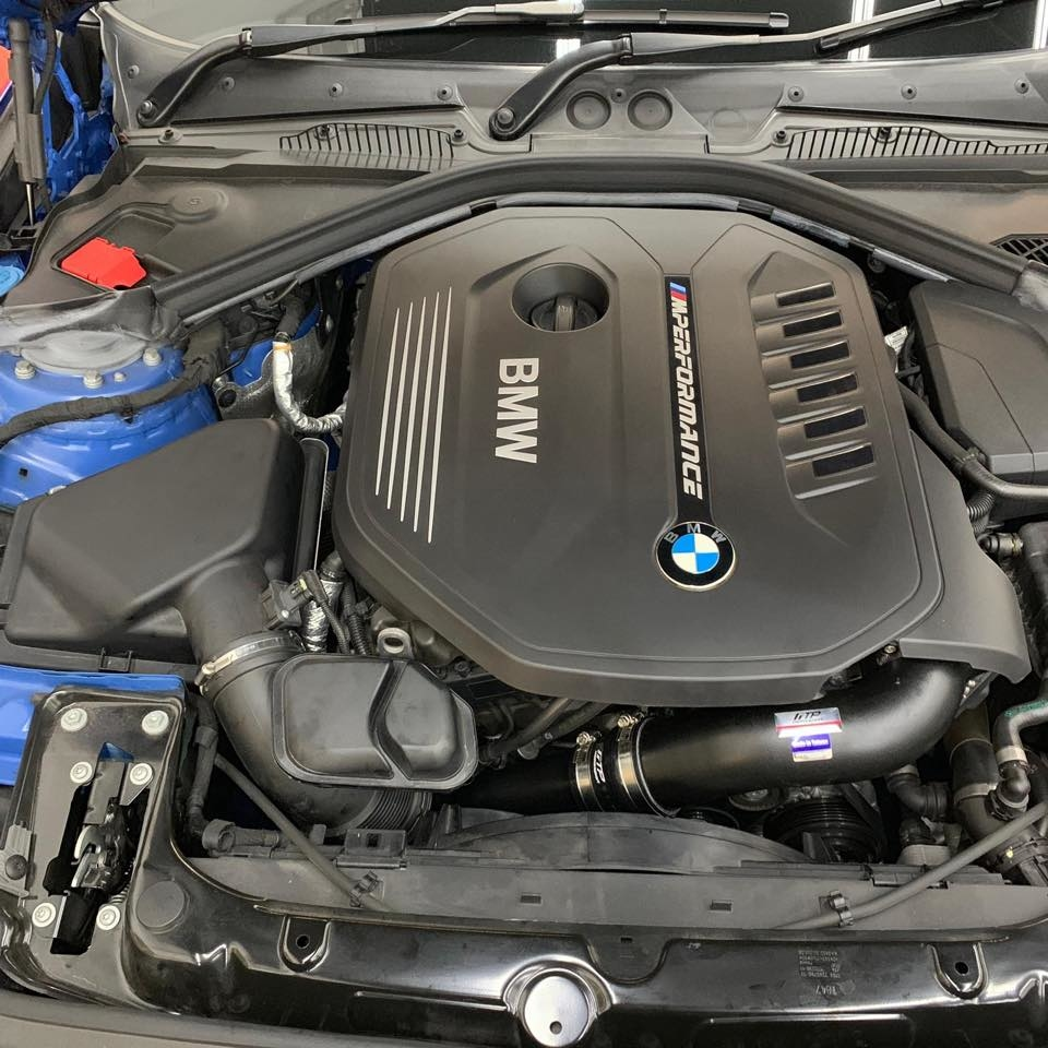 FTP BMW F30 F20 B58 3 0T charge pipe V2