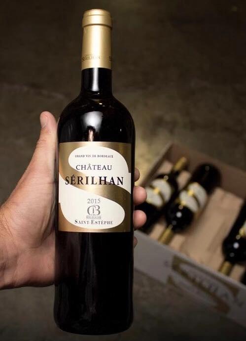 Chateau Serilhan丨 賽瑞蘭丨中級酒莊丨 Cru Bourgeois丨Saint Estephe丨Hubert de Bouard丨Wine Couple 醇酒伴侶