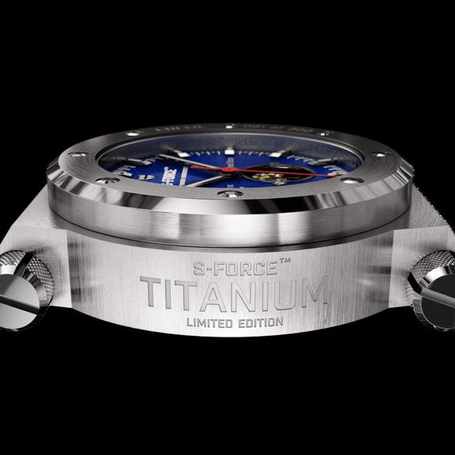 Titanium Limited Ed.